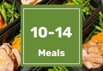 10-14 Meals