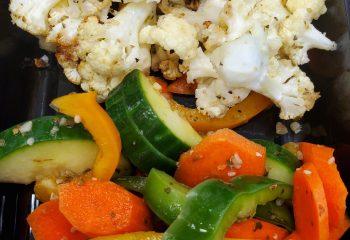 Greek Cauliflower Pita
