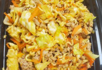Turkey Ramen Salad