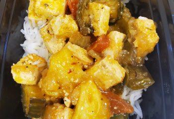 Hawaiian Tofu Bowl