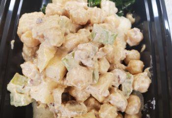 Waldorf Chickpea Salad